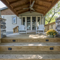 Craftsman Covered Porch