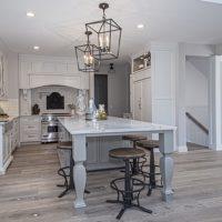 Modern Kitchen With Build In Appliances