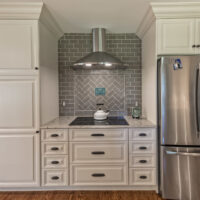 Cooking Nook With Hottop