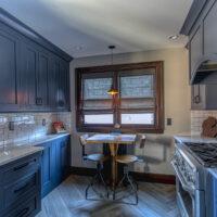 Tudor Shaker Kitchen Cabinets